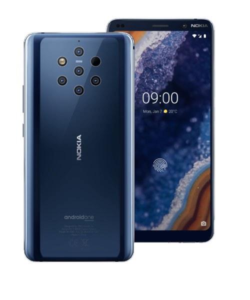 سعر ومواصفات هاتف Nokia 9 PureView