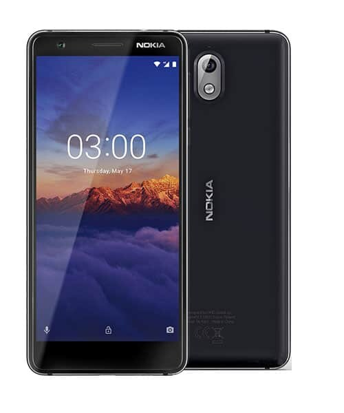 سعر ومواصفات جوال Nokia 3.1