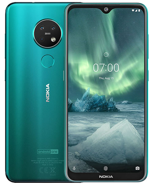 سعر و مواصفات موبايل Nokia 7.2