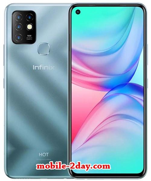 سعر و مواصفات هاتف Infinix Hot 10