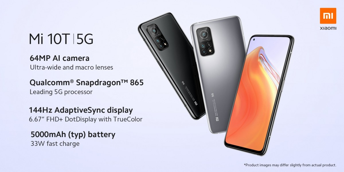 الاعلان عن هواتف شاومي Xiaomi Mi 10T و Xiaomi Mi 10T Pro - موبايل توداي