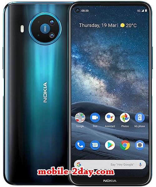 سعر و مواصفات هاتف Nokia 8.3 5G