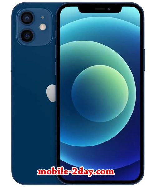 مواصفات هاتف ايفون iphone 12