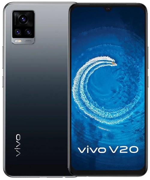 مميزات و عيوب هاتف Vivo V20 .